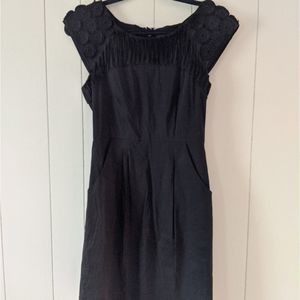 BCBGMaxAzria LBD with Pockets